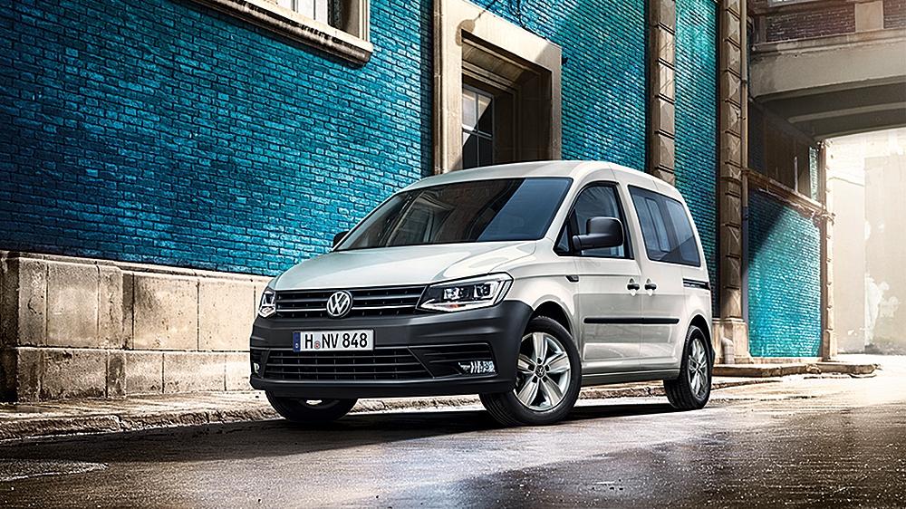 VWCV Caddy Van