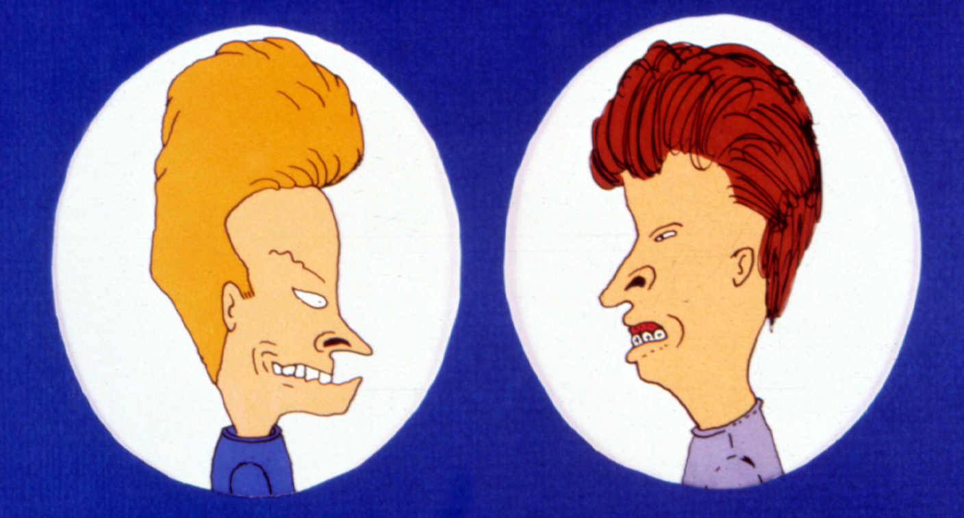 'Beavis and Butt-Head' are coming back and other stories from this week