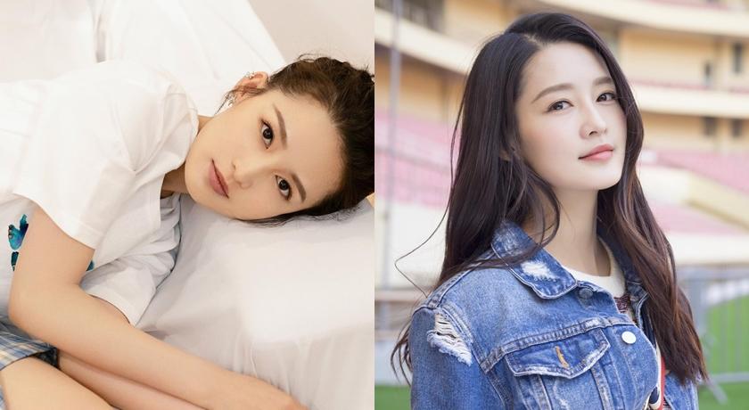 中國女星李沁憑著多部戲劇聲勢看漲。