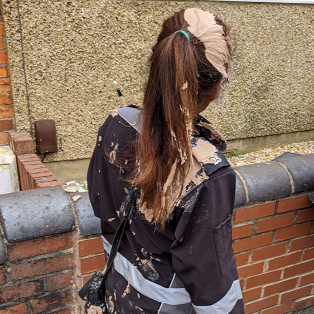 It was the third attack in Swindon over the past week (Picture: SWNS)