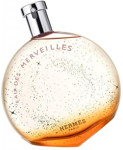 2004年愛馬仕以陽光下的燦爛滿天星光為概念,創造了這款Eau des Merveilles橘采星光香水