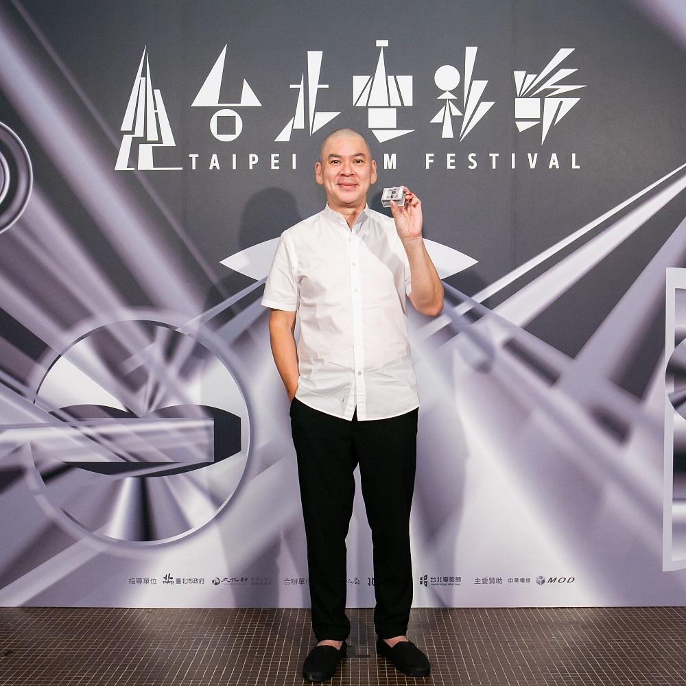 2020台北電影節閉幕片《日子》首映,導演蔡明亮帶著具有特殊意義的「音樂盒」出席