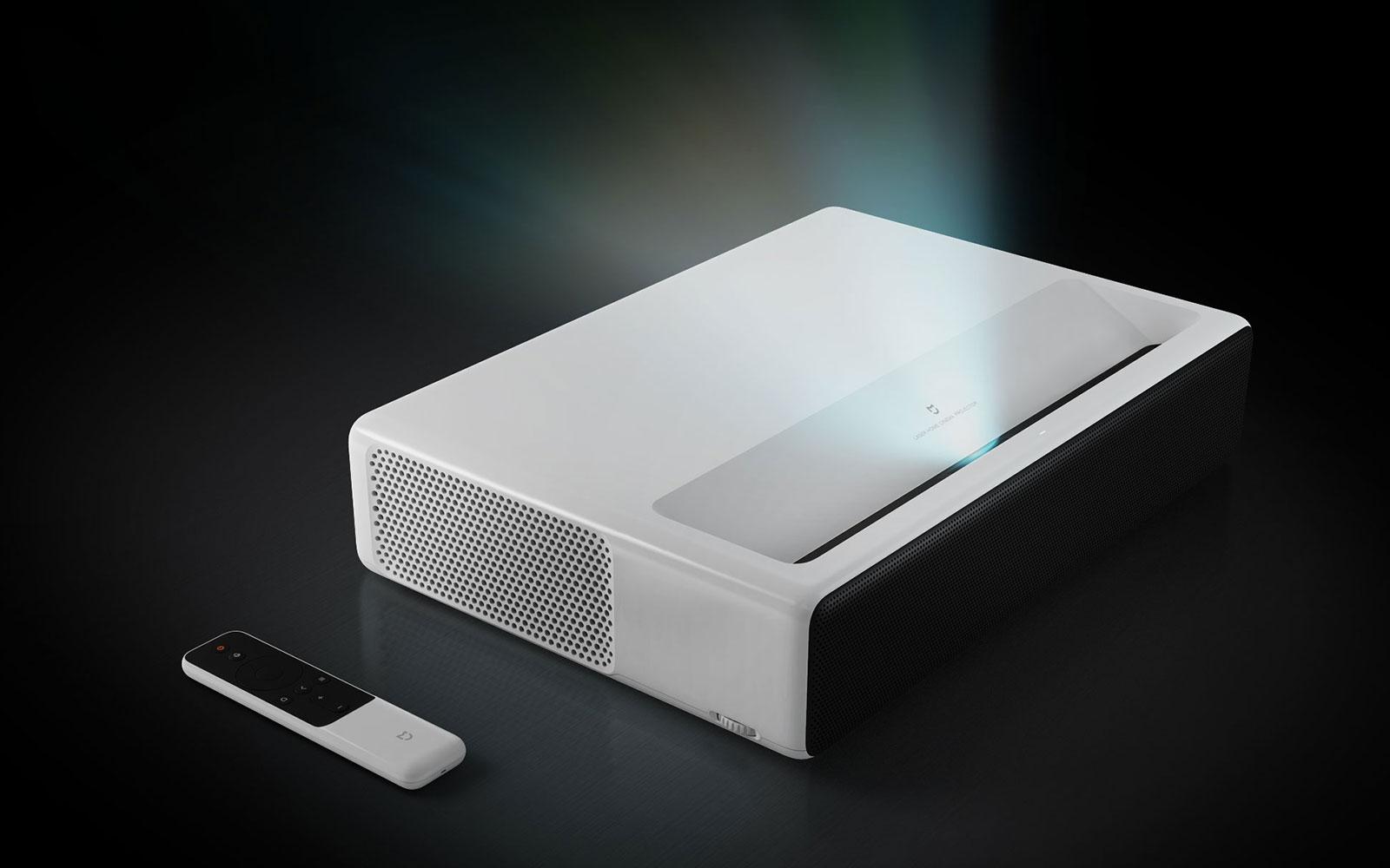 米家激光投影電視 150 吋