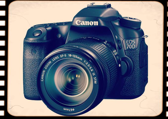 "Photo of ""EOS 70D"" equipped with dual pixel CMOS AF was announced on July 2, 2013: What day is it today? -Engadget Japan version"