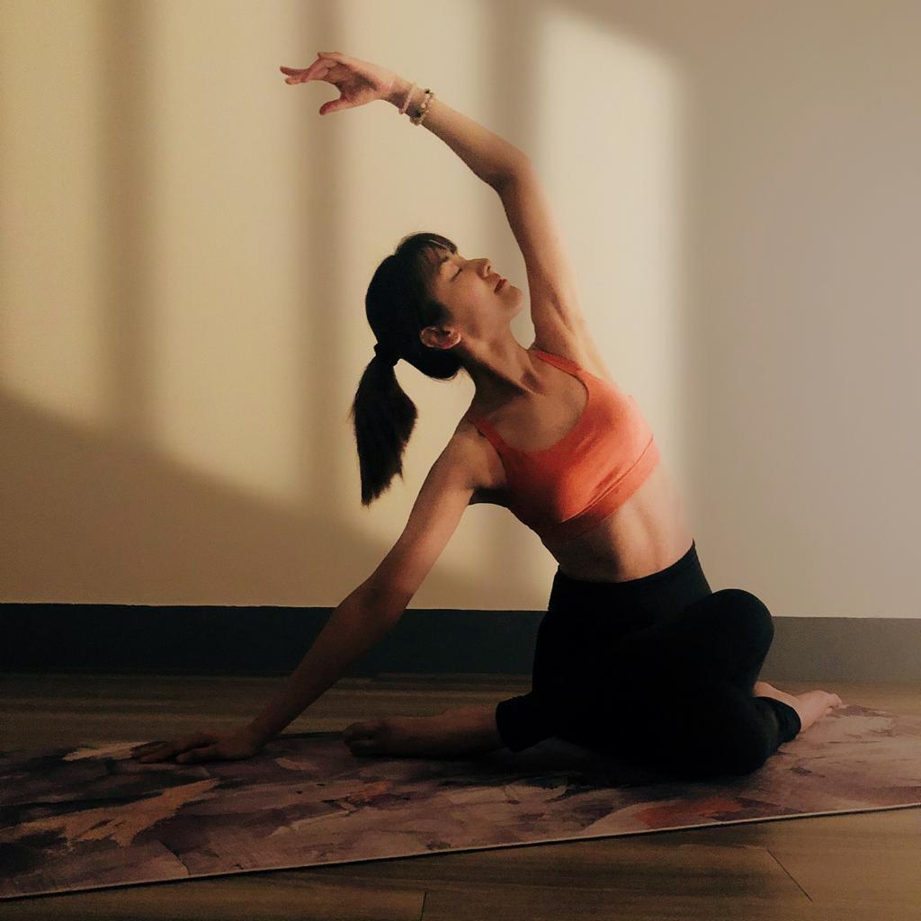 想調整出快樂心情、活出健康美肌,田羽安建議大家多運動、做自己喜歡的事及可以放鬆的事。