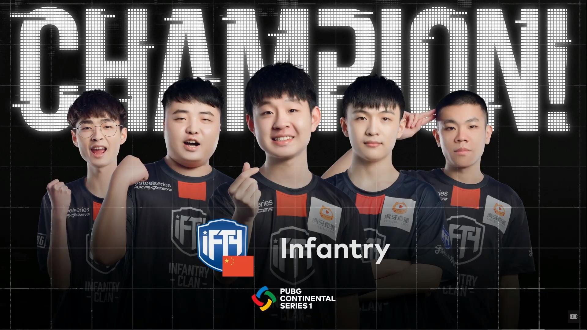 ▲PCS1 亞洲新科冠軍 iFTY