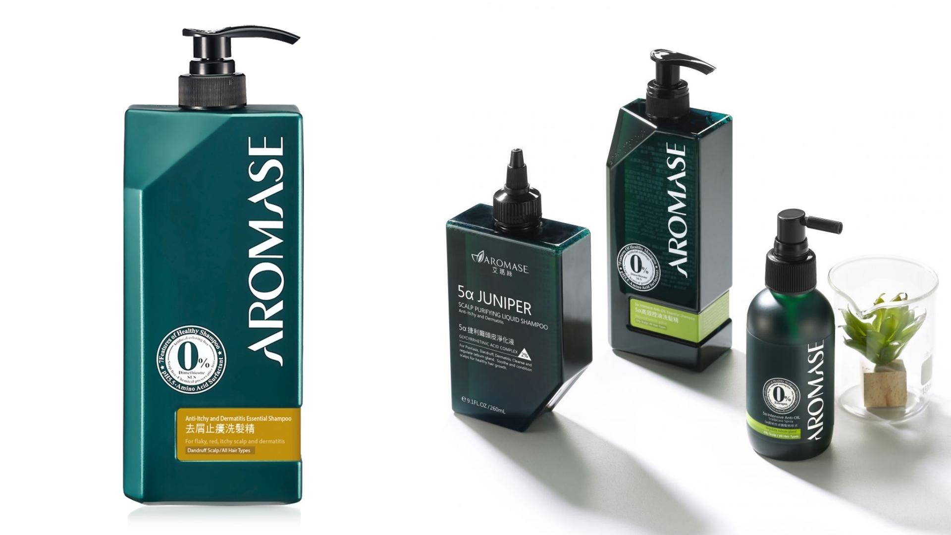 都是天然植萃成分,天天使用可以幫助改善頭皮環境,其中這瓶頭皮洗髮精更可以改善頭皮癢、毛孔阻塞等情形