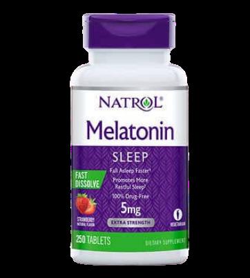 失眠不但很痛苦,長期下來對健康也會有很多不良影響,所以很多人會選擇吃褪黑激素來幫助睡眠