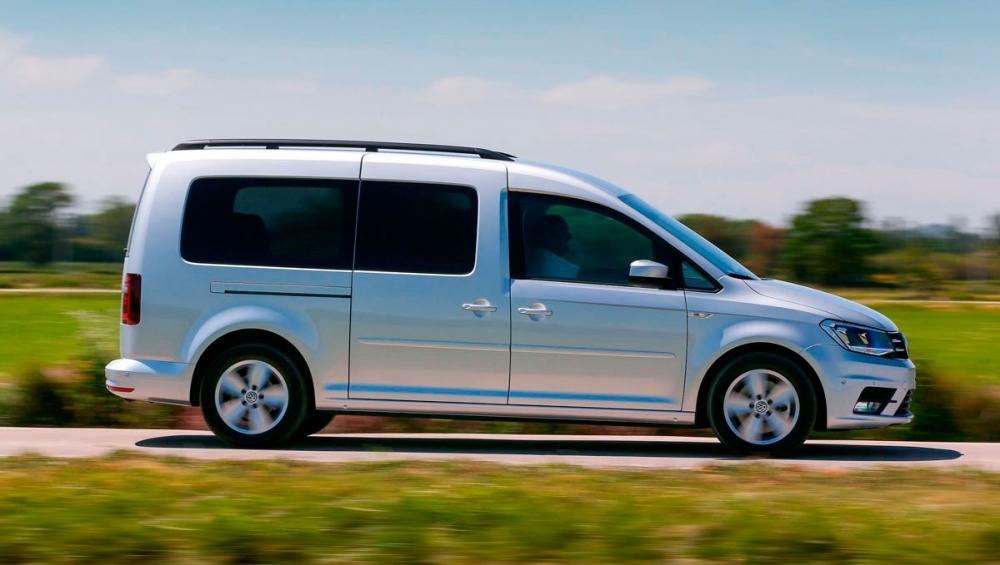 VWCV Caddy Maxi