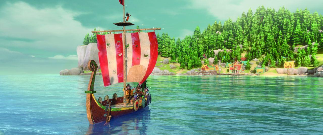 《北海小英雄:魔劍傳奇》劇照
