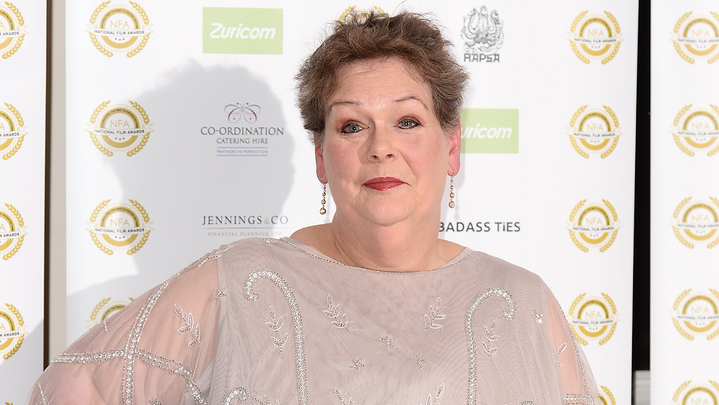 Anne Hegerty said that previously her finances were in a bad state (Getty)