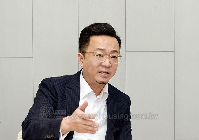 甲桂林廣告陳衍豪總經理指出,高資產族群出手意願高是目前建案順銷的關鍵。