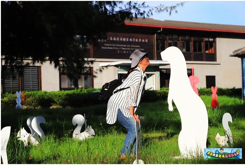 台南北門地景裝置藝術