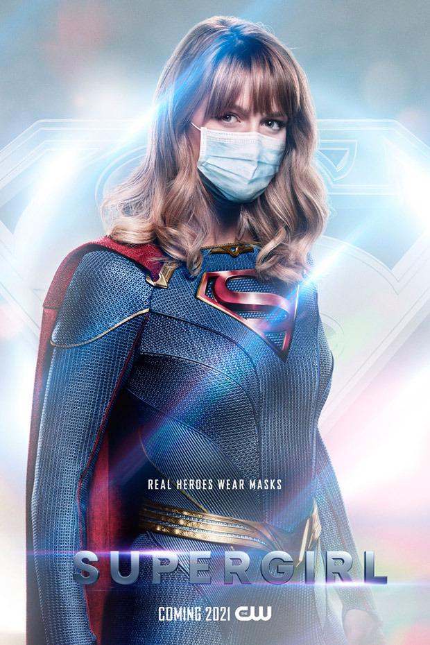 《女超人》(Supergirl)