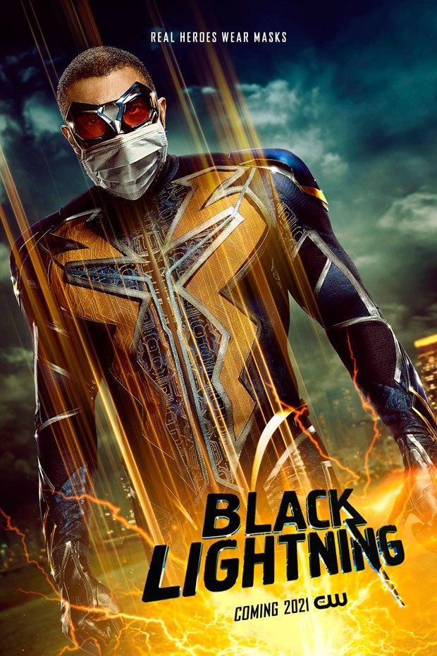 《黑閃電》(Black Lightning)