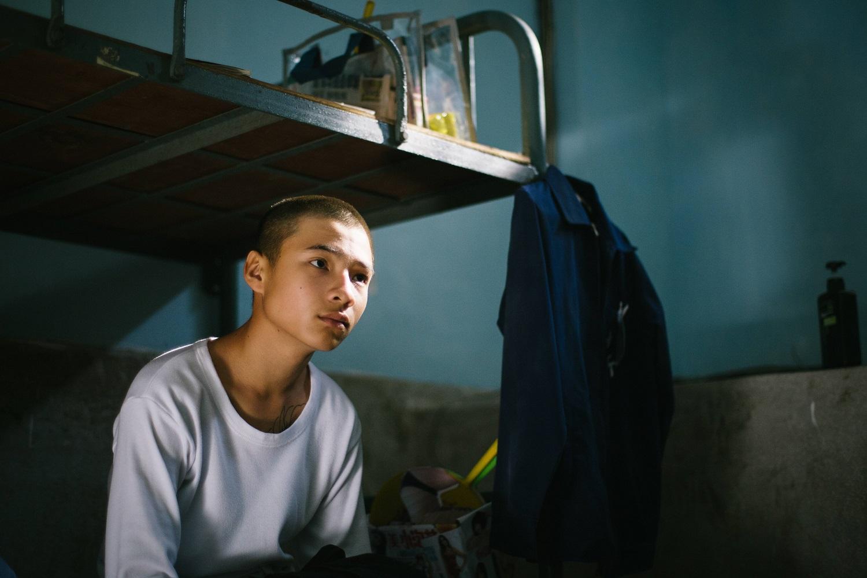 〈主管再見〉男主角李曆融今年獲得台北電影獎最佳新演員肯定
