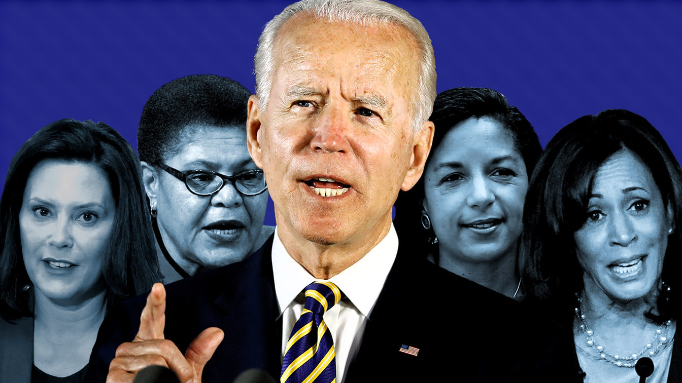 More than 100 Black leaders and celebrities urge Biden to pick Black woman as VP
