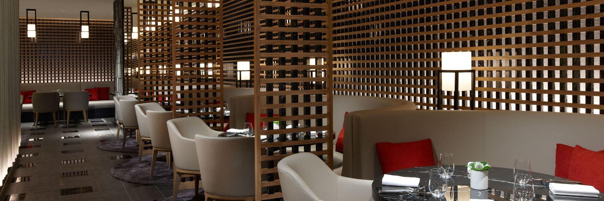 空間展現五星級飯店的高水準。