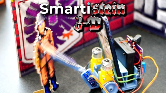 Smartistein 3-D