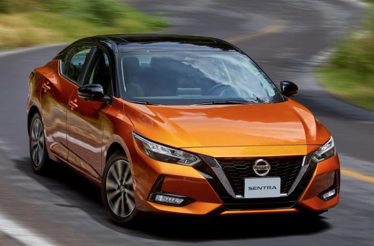 日媒透露,未來 Sentra 也會往電動車的方向發展。