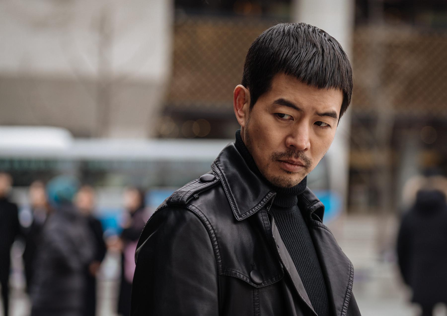 李相侖在片中饰演劫机恐怖份子