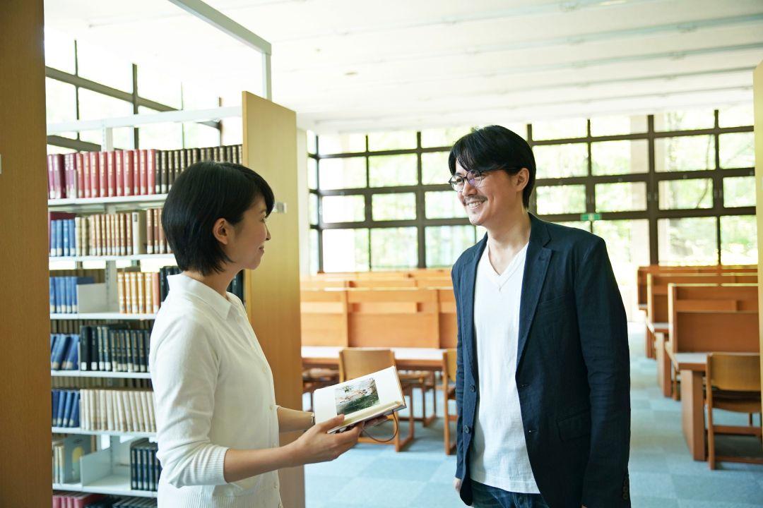 最後的情書(双喜電影)左起-松隆子-福山雅治