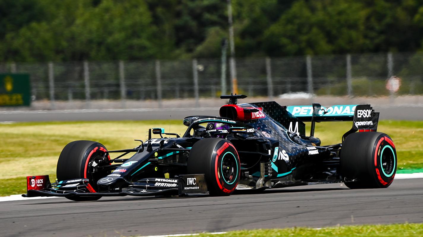 Q3回魂Hamilton於主場英國GP奪得竿位