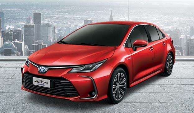 圖/國產車榜單部份,還是以「神車」Toyota Corolla Altis穩居冠軍,全月銷量來到3,724輛。