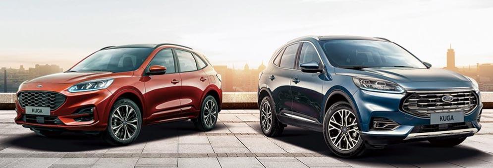 圖/本月國產休旅車榜單,排名第4的Ford Kuga共賣出1,286輛,也創下首次突破千輛的成績。