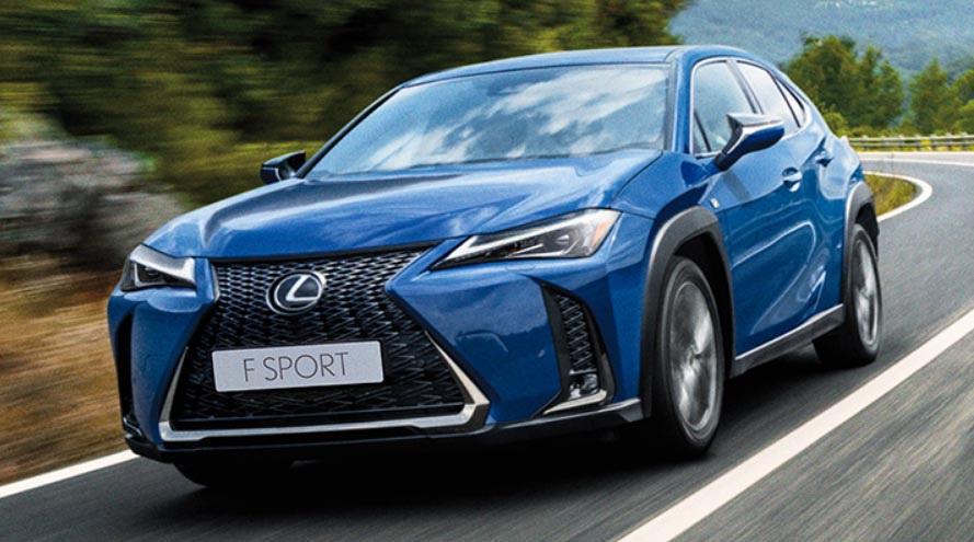 圖/LEXUS品牌在整個7月掛牌高達2,635輛,連續三個月奪下豪華車品牌冠軍王座。