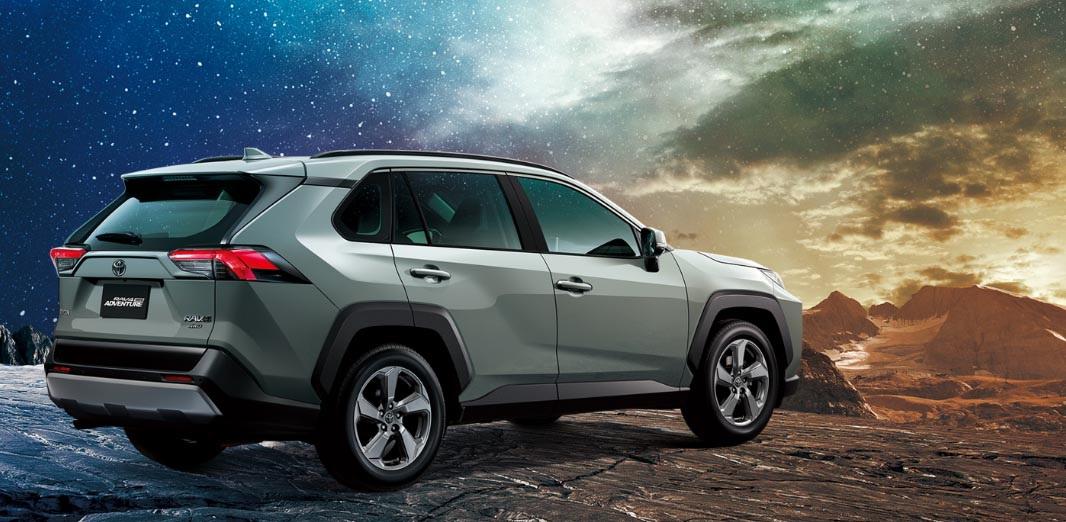 圖/2020年7月臺灣汽車市場銷售報告:Toyota RAV4以3,961輛創歷史次高紀錄。