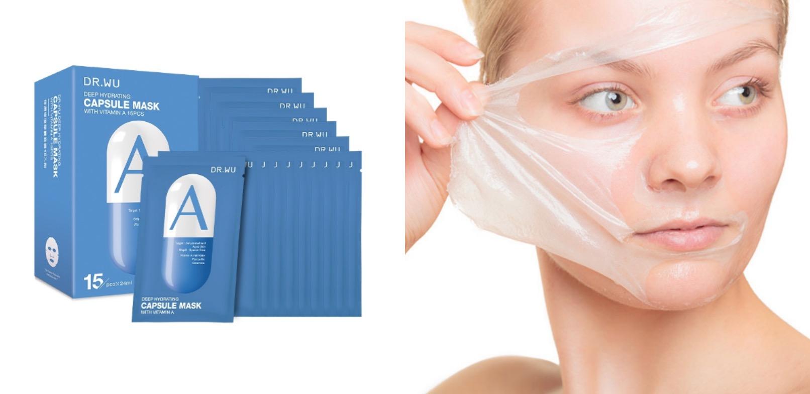 一次滿足保濕、修復雙重需求,有效滋潤表皮、提升肌膚保濕力,獨特微導棉緊密貼合臉部曲線,使肌膚回復健康狀態,肌膚水嫩一整天。
