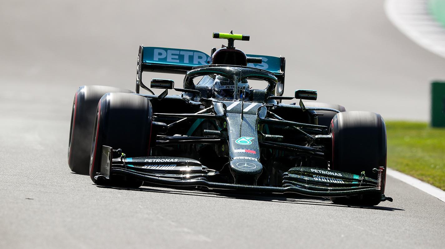 英國GP第三段自由練習Mercedes車手回歸強勢