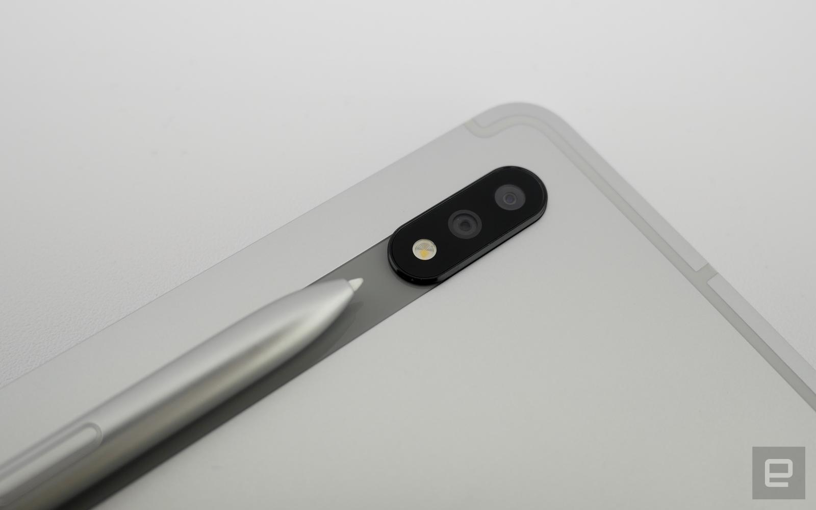 Samsung Galaxy Tab S7 series