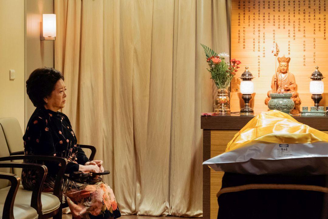 陳淑芳演出片中靈魂人物,戲分最吃重卻是最有活力,讓眾人自嘆不如