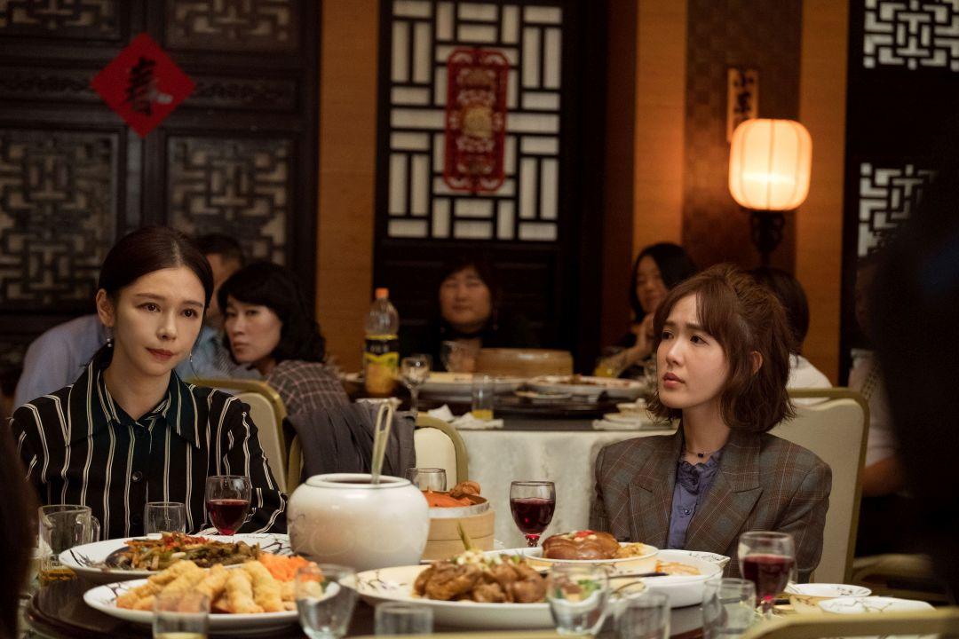 飾演女兒們的卡司讓全民阿嬤陳淑芳都直呼壓力大!