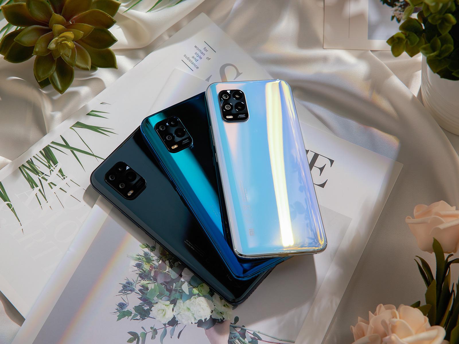 小米 10 Lite 5G 內置四鏡組合及影片剪輯功能,配合 5G 極速網絡,讓用家可以隨時製作及分享自家高清影片。