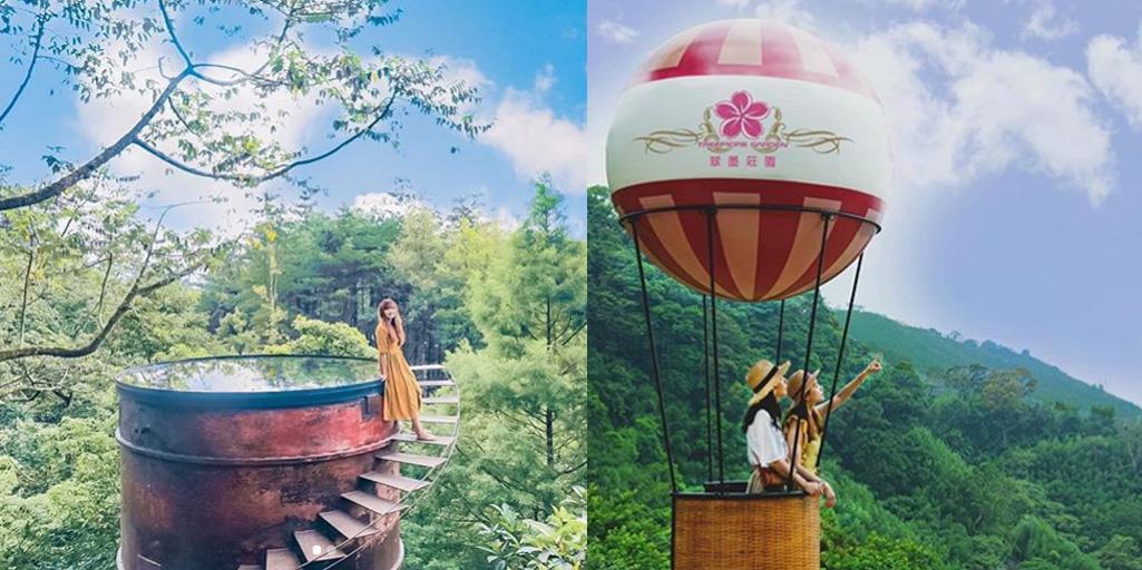 今夏新景點很異想天開!不會亂漂的熱氣球、不會開出港的遊輪、不會移動的霍爾城堡