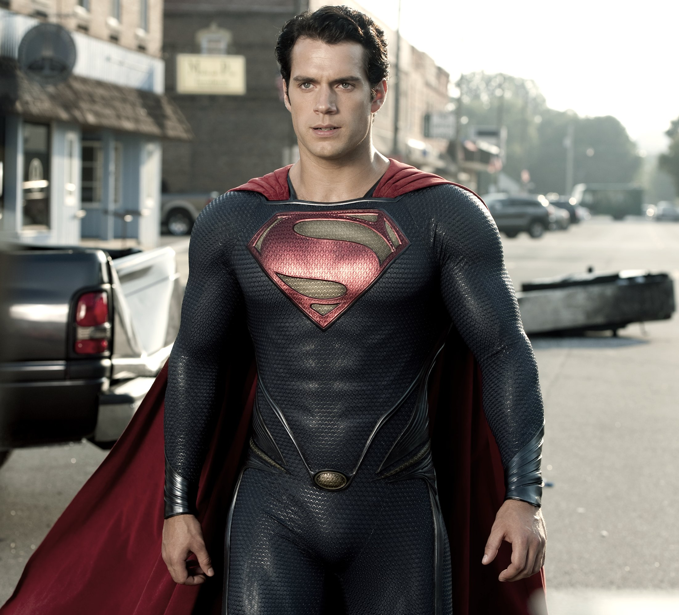 Man Of Steel Movie Still Cuts