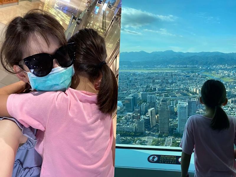 「媽咪,今天是最棒最難忘的一天!」我瞬間鼻酸眼眶泛紅⋯因為我還有多久能像現在這樣抱緊妹妹?