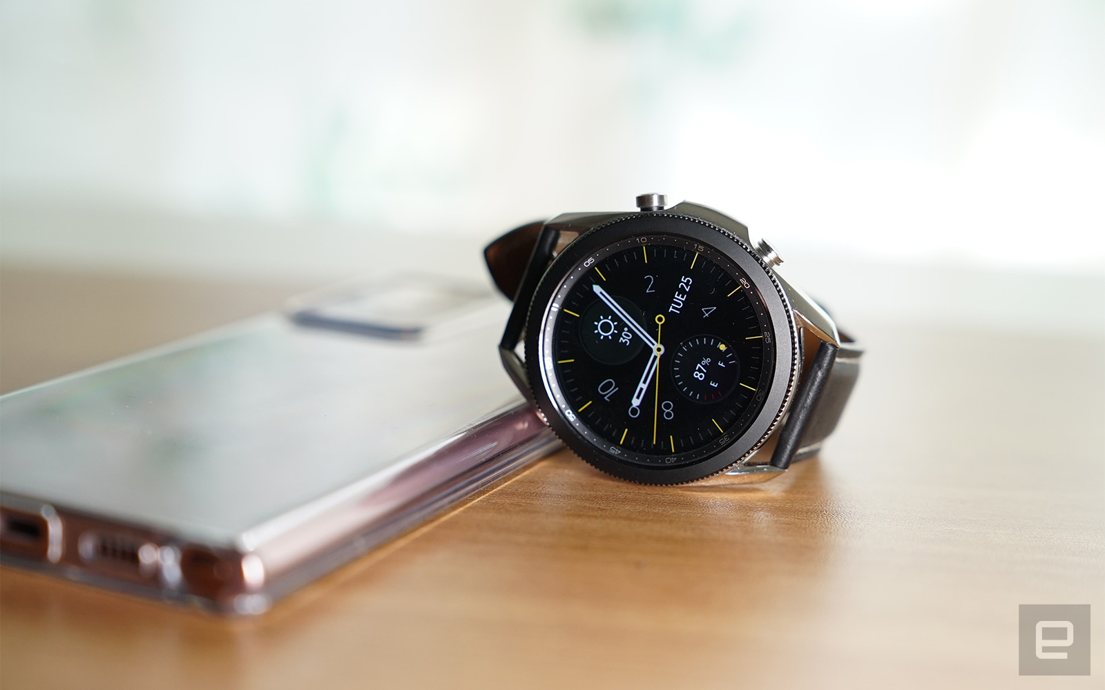 Samsung Galaxy Watch 3 評測