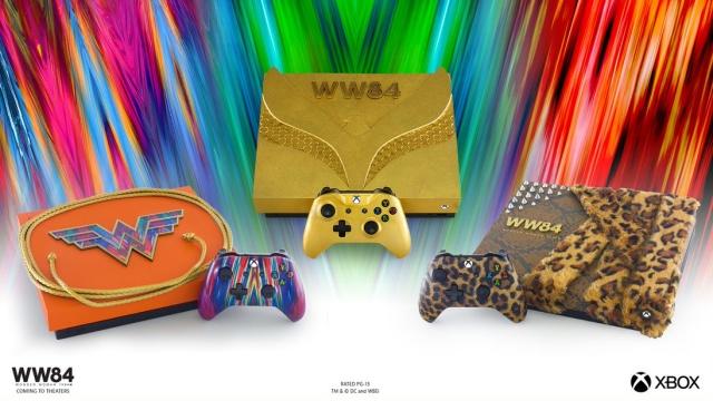 Wonder Woman 1984 x Xbox
