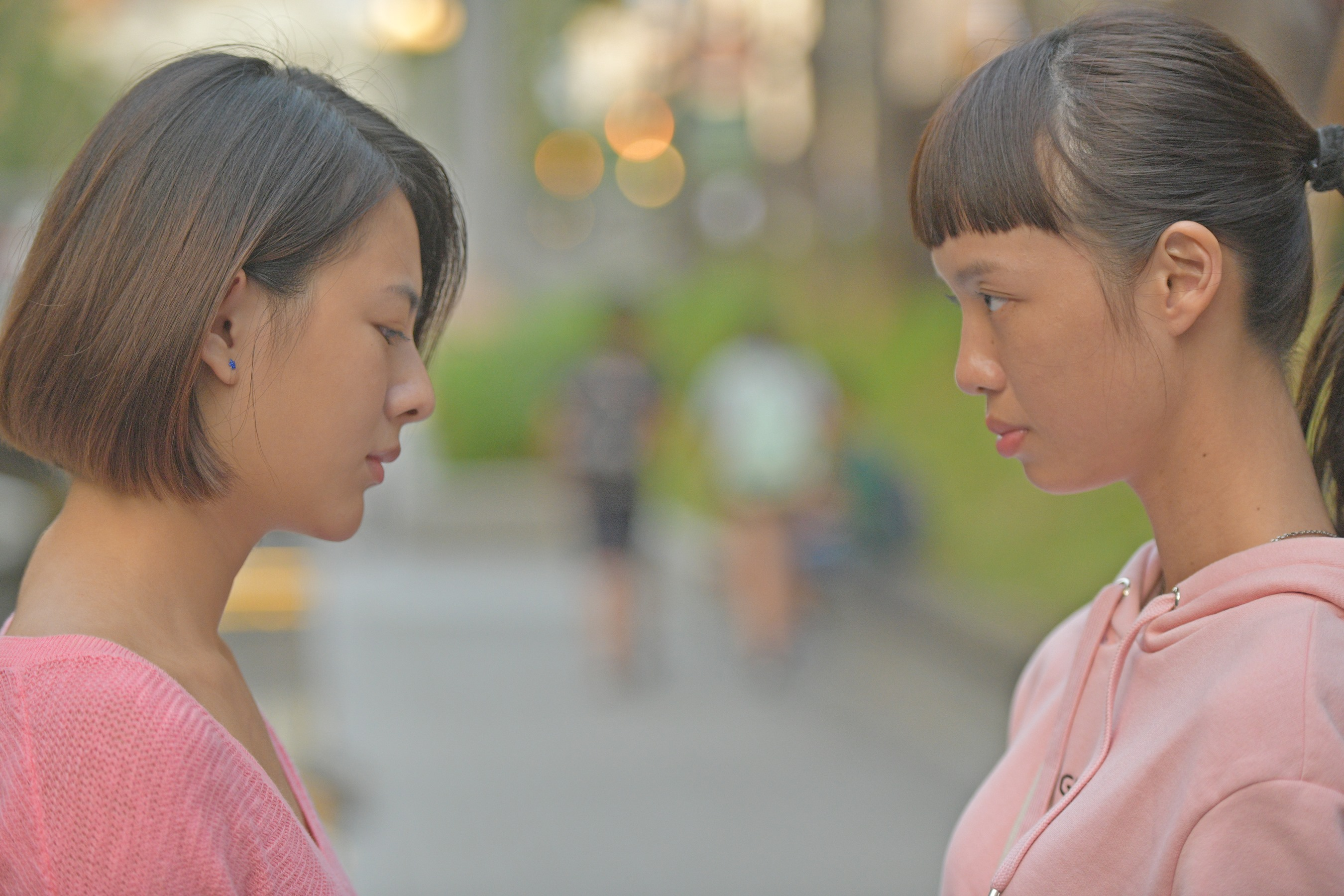 哈囉少女(双喜電影)友情是就學階段重要的元素之一