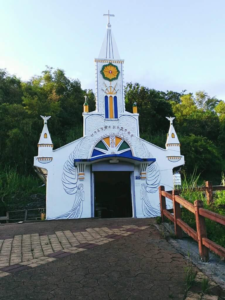 宜灣長老教會 (Photo by Molly0826, License: CC BY-SA 4.0, Wikimedia Commons提供)