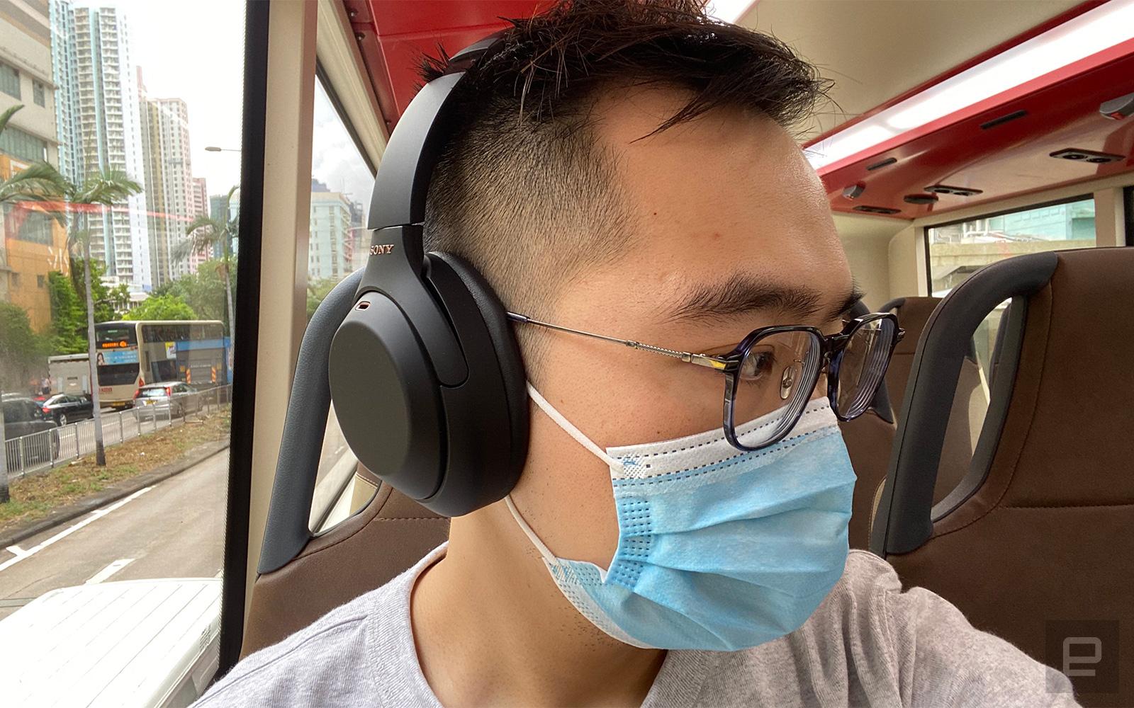 Sony WH-1000XM4 頭戴降噪耳機評測