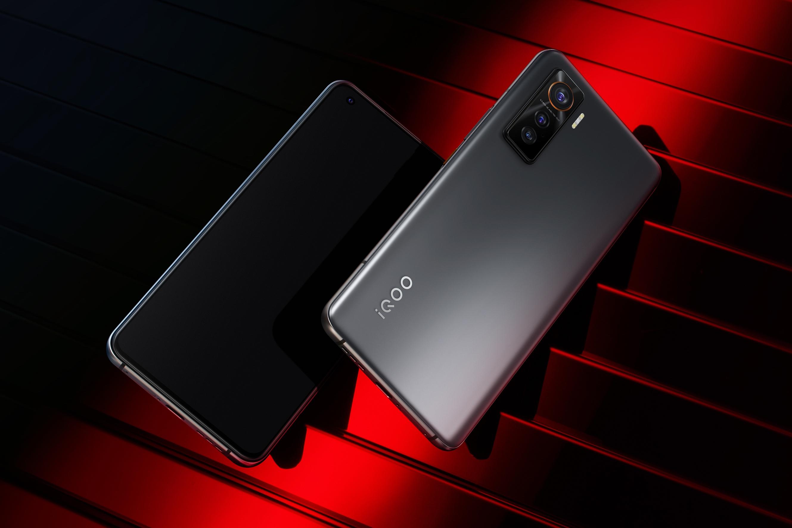 iQOO 5 Series