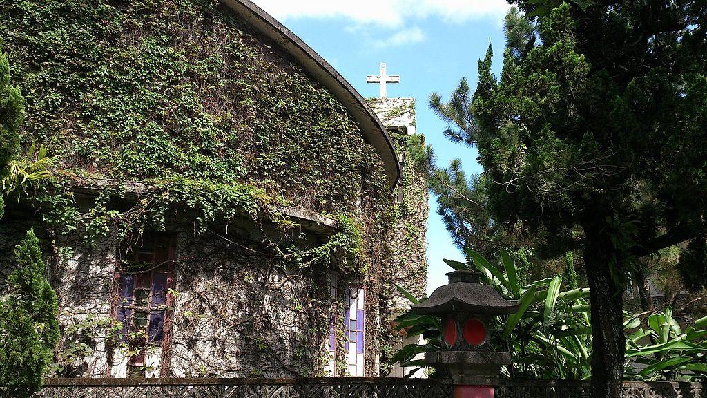 新城天主堂 (Photo by lienyuan lee, License: CC BY 3.0, 圖片來源web.archive.org/web/20161028110656/http://www.panoramio.com/photo/99268950)