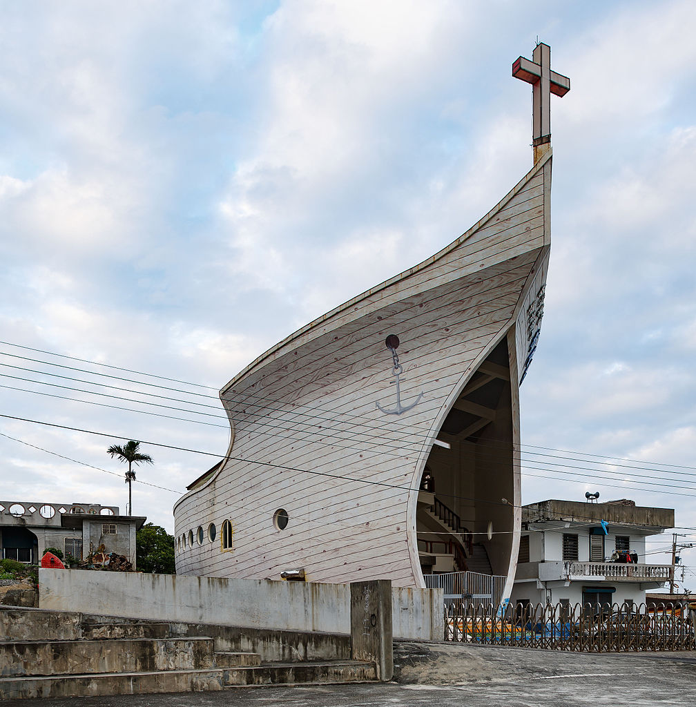 樟元長老教會 (Photo by CEphoto, Uwe Aranas, License: CC BY-SA 3.0, Wikimedia Commons提供)