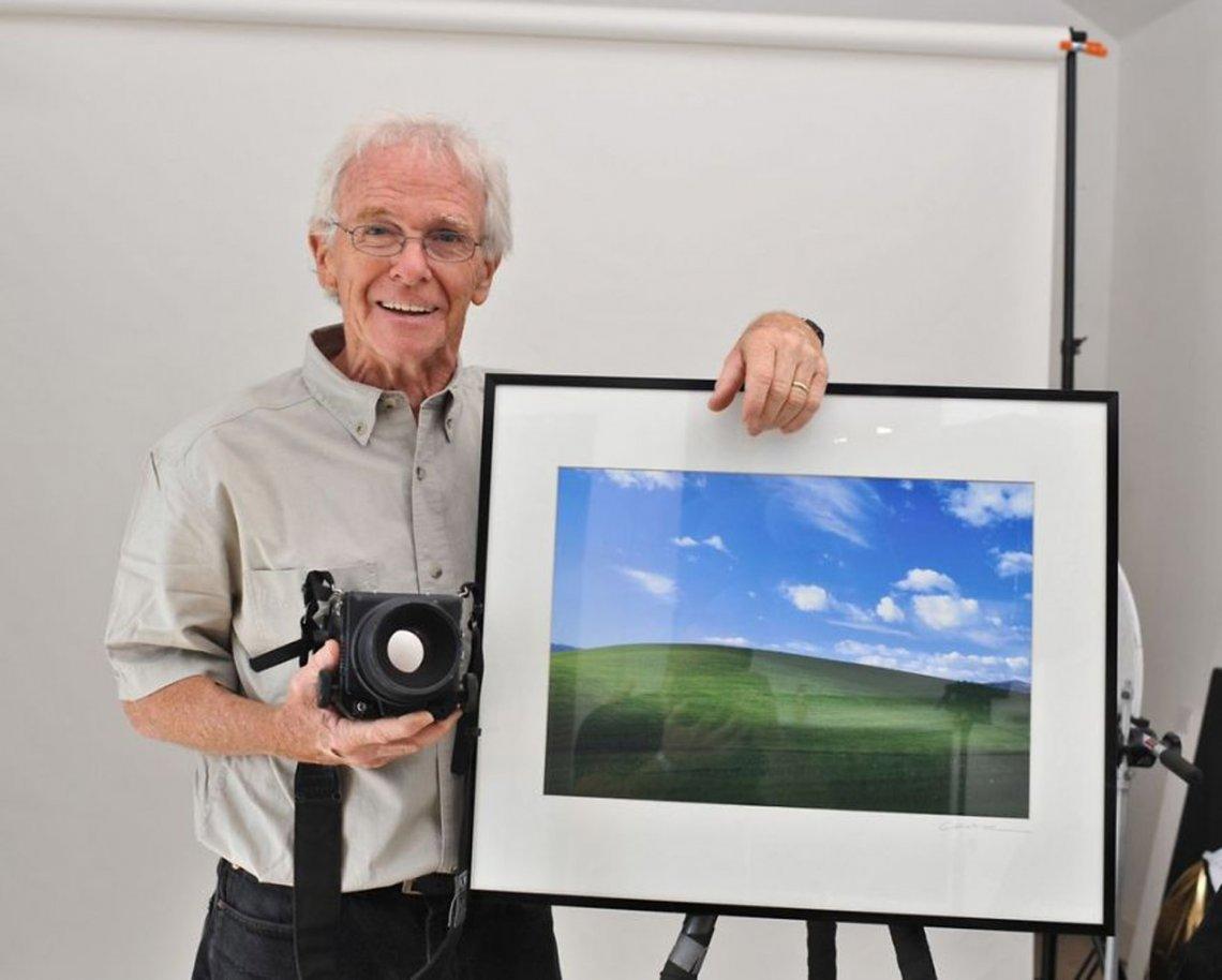 攝影師 Charles O'Rear