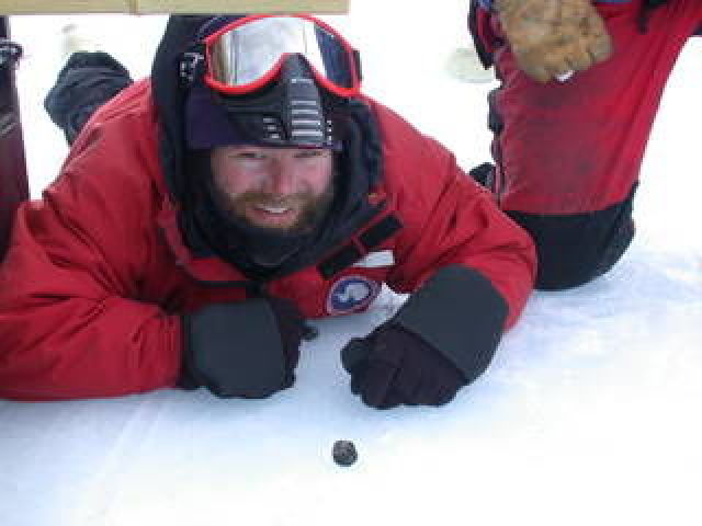 Antarctic Search for Meteorites/Daniel Glavin